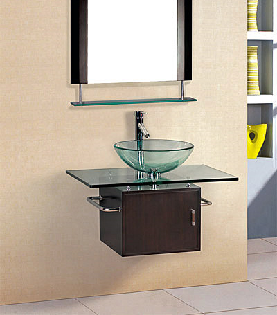 31 5 Wall Mount Cabinet Bathroom Vanities Vanity Sink Set Gvc095