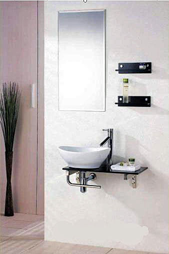 Exceptionnel Wall Mount Vessel Sink Faucets. Wall Mount Vanity Sink Vessel Shelf And  Faucet Set GVM001
