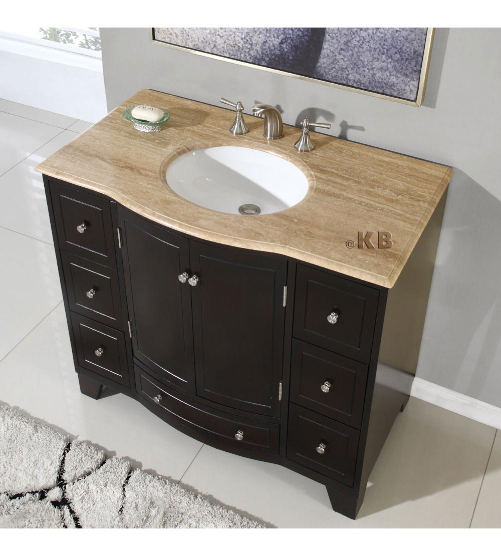 traditional 40 39 39 single bathroom vanities vanity sink kb703