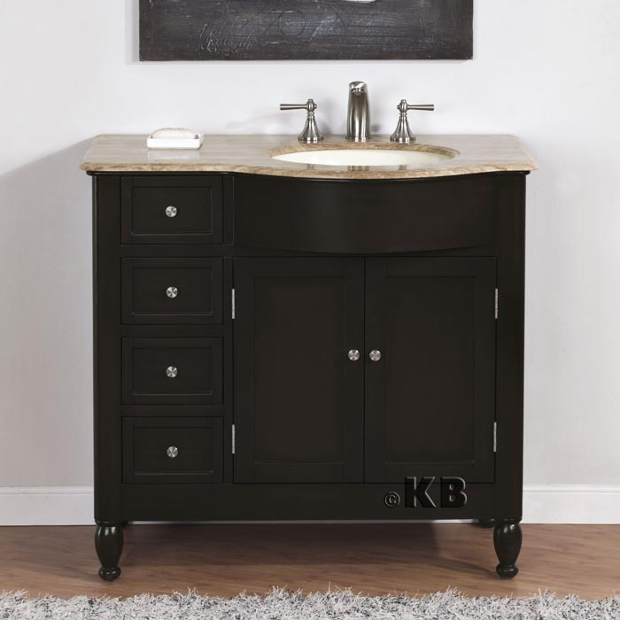 Traditional 38 39 39 Single Bathroom Vanities Vanity Sink KB902 BathIm