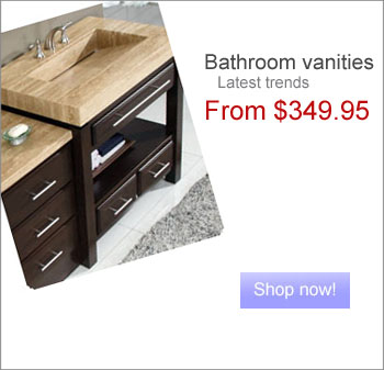 Bathroom vanities vanity sink from 349.95