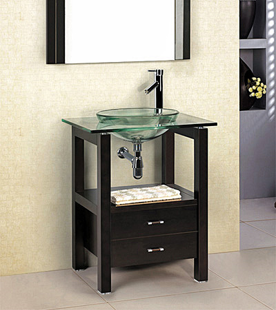 26'' Cabinet bathroom vanities vanity sink set (GVC035)