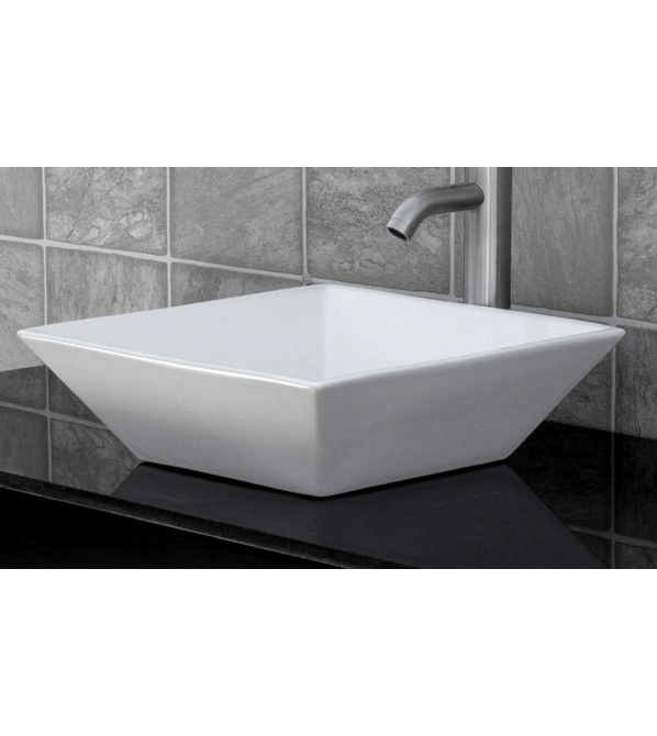 Square ceramic porcelain sink (CC7034)