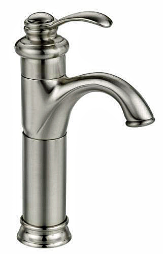 Brushed nickel faucets, BathImports 70% off Vessels, Vanities ...